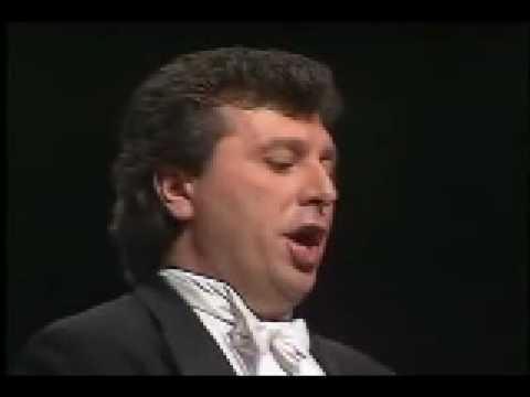 Jerry Hadley - Comfort ye my people -Messiah - Handel