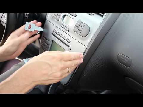 Seat Altea, Toledo (5P) 2006-2009 Bluetooth Adapter einbauen WM-BT07