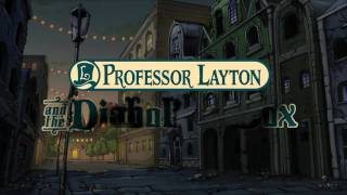 Professor Layton and the Last Specter (DS) Trailer