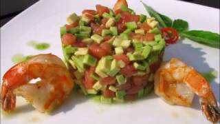 """Салат """"Тропиканка"""" легкий, нежный,вкусный."""