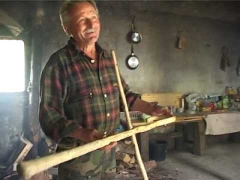 Ben noto Pastori transumanti in Lombardia. I bastoni dei pastori - YouTube AR49