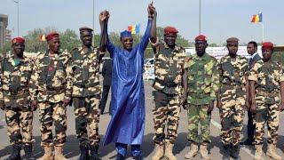Presidente de Chad murió mientras visitaba a sus tropas en el frente de batalla contra los rebeldes