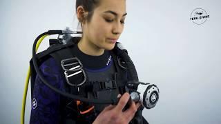 Apeks MTX-R Regulator - Total Diving - Montreal Scuba