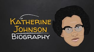 Who is Katherine Johnson? Watch our Black History Biography on a NASA Mathematician | Educational