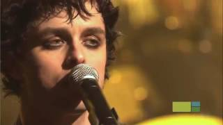 Green Day - Whatsername - Live @ Story Tellers 2005 (HQ)
