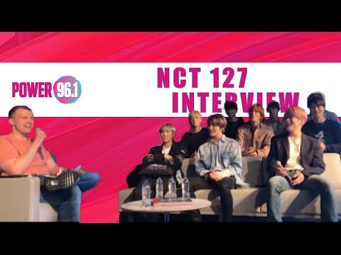 Maddox - Check Out My Chat w/The Fellas Of NCT 127!