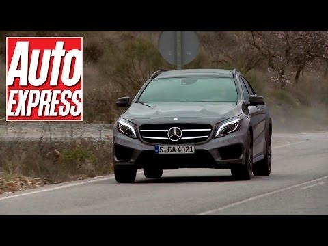 Mercedes GLA 45 AMG review