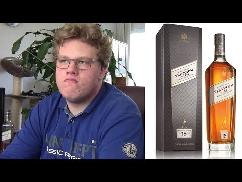 "(English) Ronald Reviewed: ""Johnnie Walker: Platinum Label 18 Years"" (Blended Whiskey)"