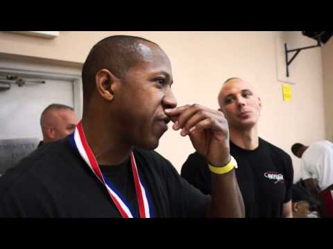 Interview with Heavyweight amateur Ken Campbell and coach