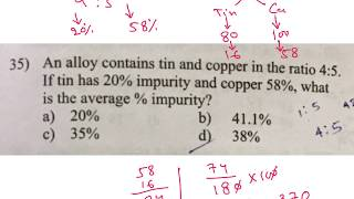 VIZAG STEEL MT 2017 SOLVED PAPER APTITUDE 03