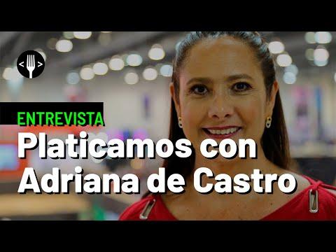 Entrevista con Adriana de Castro