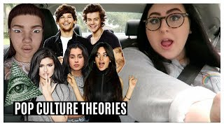 POP CULTURE CONSPIRACY THEORIES