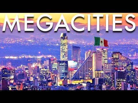 MEGACITIES: Crisis in CDMX