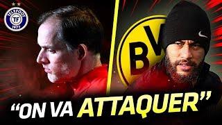 Le PSG à l'ASSAUT de Dortmund - La Quotidienne #655