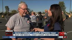 Oildale Community Clean up day