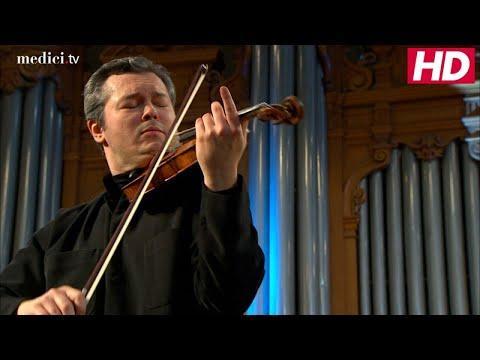 Simon Rattle With Vadim Repin - Max Bruch: Violin Concerto No. 1 in G Minor