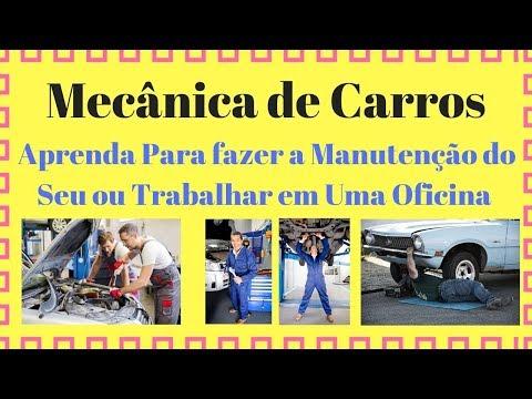 CURSO DE MECANICA AUTOMOTIVA EM VITORIA ES - MECÂNICA DE CARROS