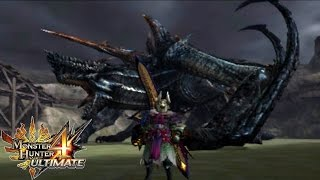 Monster Hunter 4 Ultimate: The Gogumajiosu