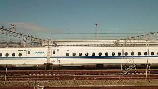 【車窓】JR東海鳥飼車両基地をあなたに(・o・)