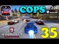 COPS in ASPHALT 9 LEGENDS - iOS / ANDROID GAMEPLAY - #35
