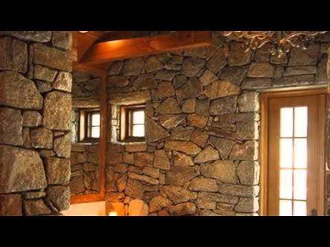 Натуральный камень в дизайне ванной комнаты