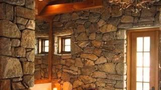 видео Искусственный камень для ванной комнаты