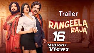 Rangeela Raja - Trailer | Govinda | Mishika Chourasia | Pahlaj Nihalani | Releasing - 18th Jan 2019