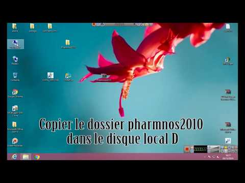 Installation Et Configuration PHARMNOS Sur Windows 7,8, 64 Et 32 Bite