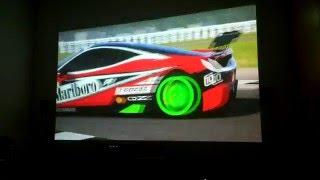 Forza Motorsport 6 on my Epson EH-TW5200 - 130