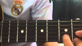 """Hướng dẫn Guitar Solo """"Cơ Bản"""" : Âm Thầm Bên Em"""