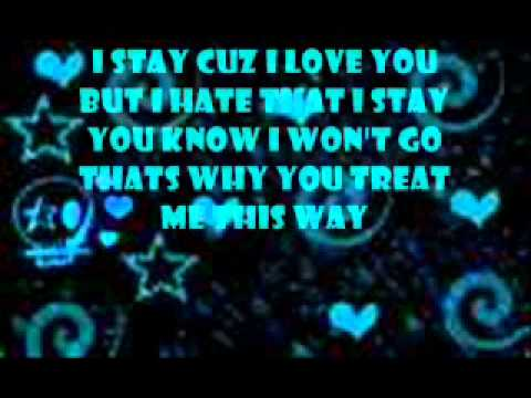 holding me down (going in circles) by jazmine sullivan with lyrics