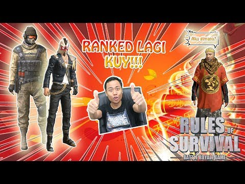 #AkuMainBersih GONG XI GONG XI!! - Rules of Survival Indonesia