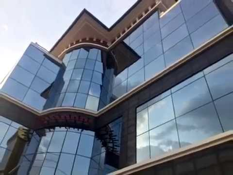A 4-Floor office building with Penthouse in New Haven, Enugu