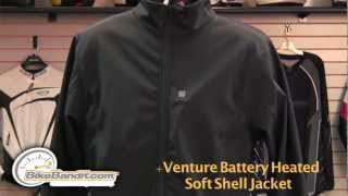 Venture Battery Heated Soft Shell Jacket Review