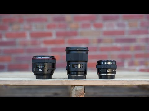 The Ultimate Canon v.s. Sigma 50mm Lens Review