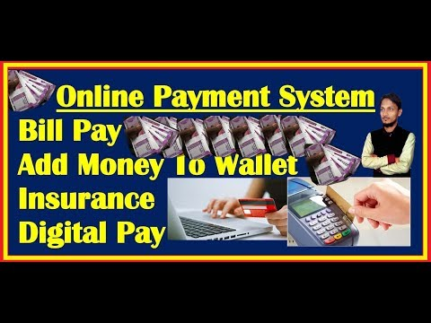 Online  Payment System By ATM