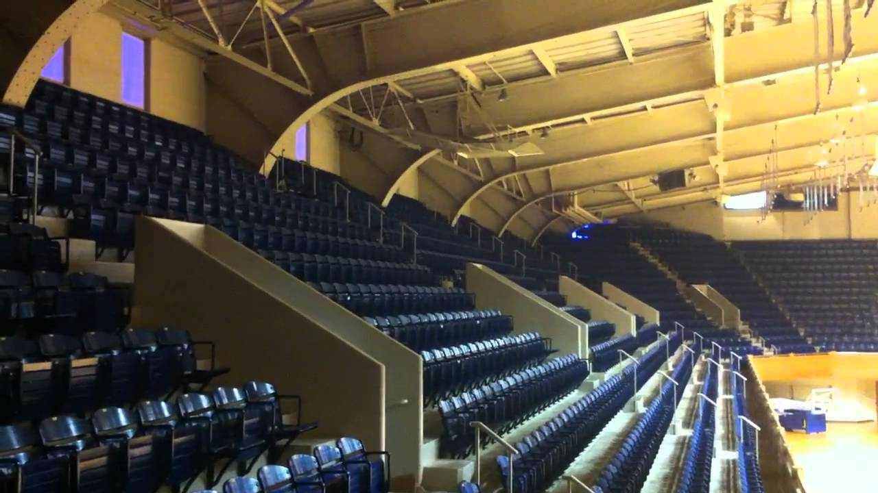 Duke University Cameron Indoor Stadium Youtube