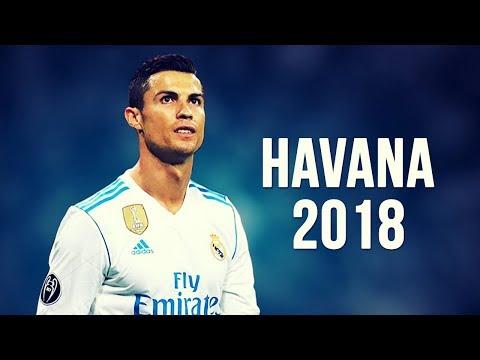 Cristiano Ronaldo - Havana | Skills & Goals | 2017/2018 HD