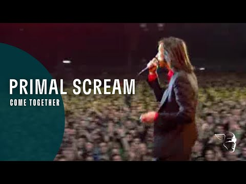 Primal Scream - Come Together (Screamadelica Live)
