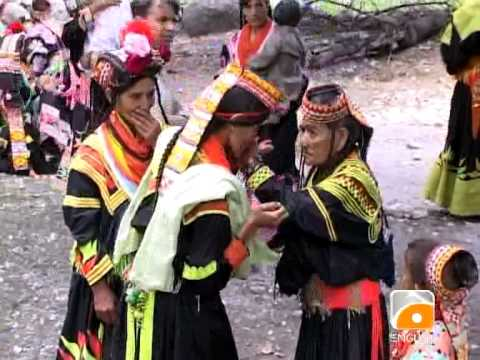 Beautiful People of Kalash