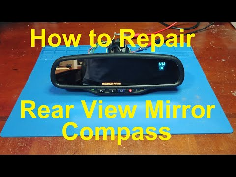 How to repair Compass Mirror