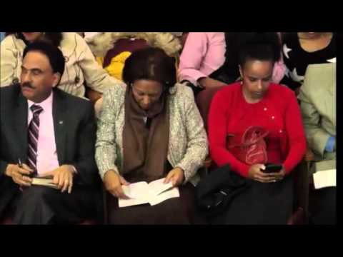 Prophet Henok Girma USA New Year Conference Feb 3
