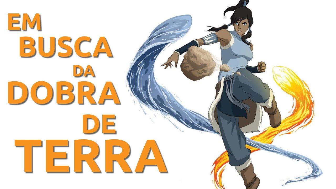 Avatar A Lenda De Korra Em Busca Da Dobra De Terra Youtube