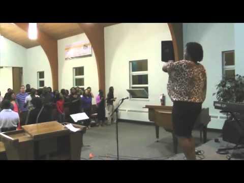 Toronto Mass Choir - Jehovah Jireh - Rehearsal - YouTube