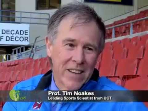 Tim Noakes on Water