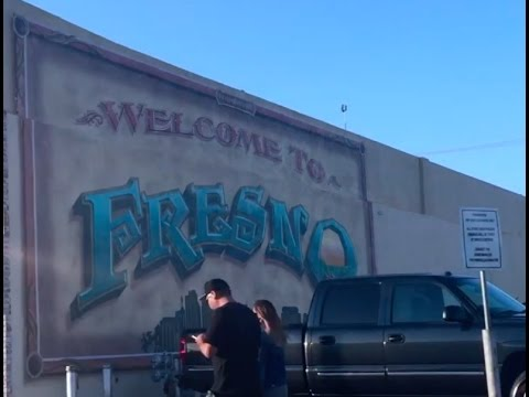 Two Weeks in Fresno, CA