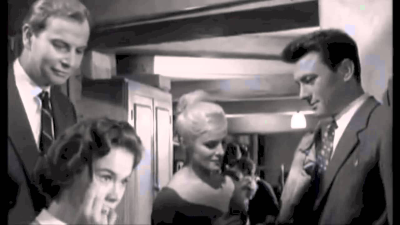 Download Room At The Top (1959)   Play + Backstage (Clip 2) - Ian Hendry (as Cyril - early film credit)