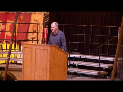 2017 Summer Prescott Bible Conference Dave Marks - Tuesday A.M. 2