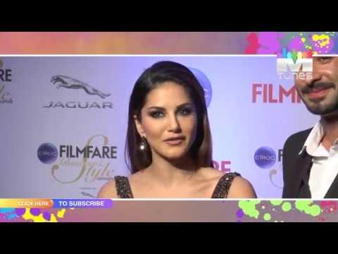 Sunny Leone, Ajay Devgn, Akshara Haasan, Alia Bhatt, Nargis Fakhri & Huma Qureshi on Holi