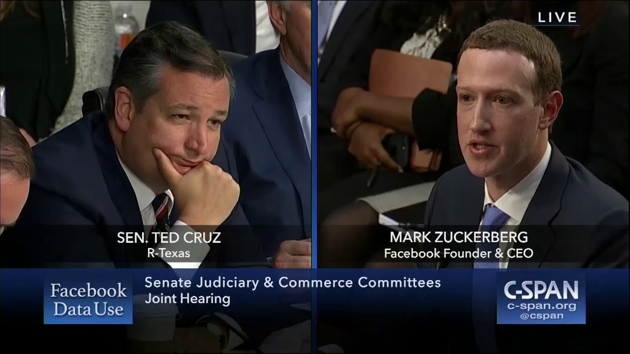 Ted Cruz Whines About Facebook Bias | News One